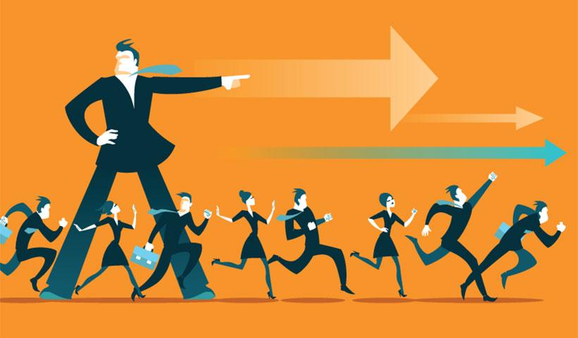 Dominance vs leadership